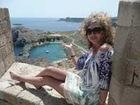 Родос - остров солнца и богов