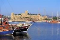 Бодрум - очень красивый и живописный курорт Турции