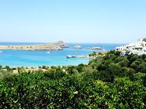 Греция, волшебный остров Родос!!!