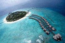 Мальдивы- остров чудес!